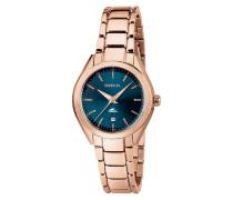 Manta City Lady Rosegold Bracelet Grün Dial Uhr TW1616