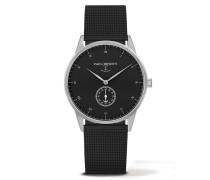 Signature Line Silver/Black Sea Metal Uhr PH-M1-S-B-5M