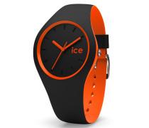 Duo Black Orange Uhr IW001529