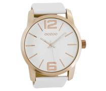 Timepieces Uhr Weiss C7015