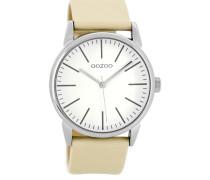 Timepieces Kamel/Weiß Uhr C8683