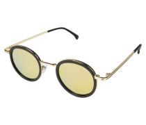 Crafted Clovis Black/Gold Sonnenbrille KOM-S3650