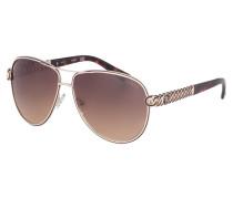 Sonnenbrille Gold GU74045932F