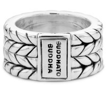 112 Love Message Ring