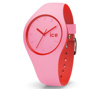 Duo Pink Red Small Uhr IW001491