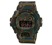 G-Shock Camo Uhr GD-X6900MC-3ER