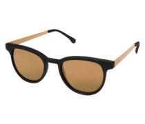 Francis Metal Black/Gold Sonnenbrille KOM-S2263