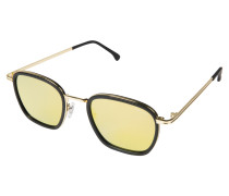 Crafted Boris Black/Gold Sonnenbrille KOM-S3550