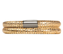 Jennifer Lopez Collection 1001 Golden Reptile Armband (54.00 cm)