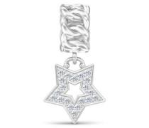 Jennifer Lopez Collection Rock Star Silver Charm 1391