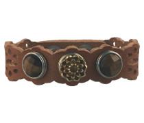 Cognac Armband WPCS-9094-110-M (4.50 cm)