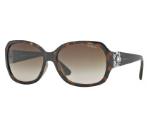 Dark Havana Sonnenbrille VO2778SBW65613
