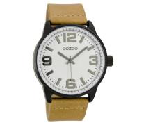 Timepieces Uhr Camel/Silber C7095