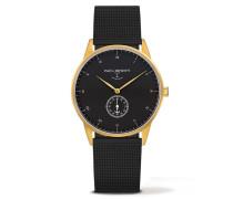 Signature Line Nautical Gold/Black Sea Metal Uhr PH-M1-G-B-5S