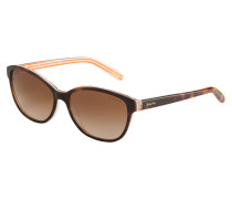Sonnenbrille Amber/Orange Stripes RA5128 977/13