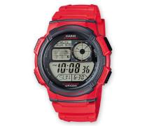 Basic Uhr AE-1000W-4AVEF