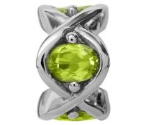 Peridot Heaven Silber Charm 21551