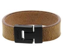 Armband Unisex Beige 24469-BRA-B-BEIGE-L