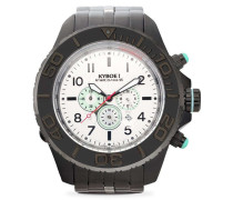 Metal Black Uhr SBC-006-
