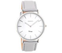 Vintage Grau/Weiß Uhr C7765 ( mm)