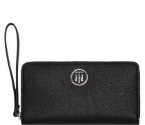 Sportswear Core Black Reißverschluss Portemonnaie AW0AW03041901