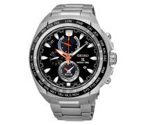 Prospex Solar Chronograph Worldtimer Uhr SSC487P1