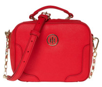 Miss Tommy Micro Trunk Fiery Red Handtasche AW0AW03675615