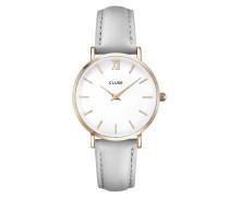 Minuit Rose Gold White/Grey Uhr CL30002