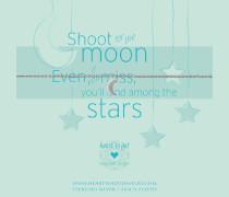Small Moon Silver Armband B251SMO15S