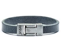 Vintage Black Armband 24526-BRA-V-BLACK-L-1 (Länge: 21.00 cm)