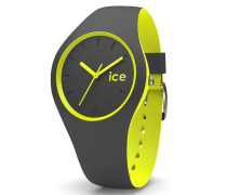 Duo Anthracite Yellow Small Uhr IW001486