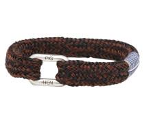 Limp Lee Black Brown Armband P18-90704-M (Länge: 17.50-18.00 cm)