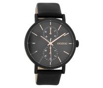 Timepieces Schwarz Uhr C8689