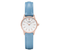 La Vedette Rose gold/Retro Blue Uhr CL50026