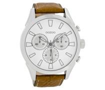 Timepieces Cognac/White Uhr C7470