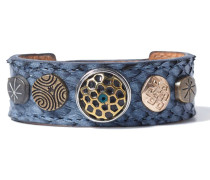 Original Midnight Blue Salmon Armband WBS-355-22-S