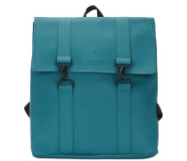 Msn Bag Dark Teal Rucksack R1213-40-N