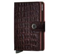 Miniwallet Nile Brown Portemonnaie S-MN-Brown