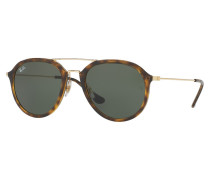 Light Havana Sonnenbrille RB4253 710