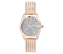 Tracy Rose gold/Taupe Uhr TR-04