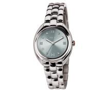 Claridge Bracelet Grün Dial Swarovski Uhr TW1585