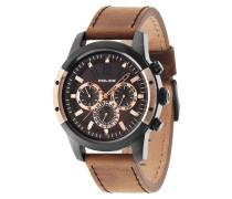 Scrambler Uhr PL14528JSBR-12
