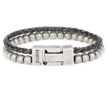 Armband 24649-BRA-V-Black-M