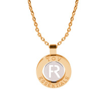 Iniziali Gold/Silver Armband 1806.002.003.R