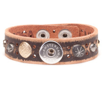 Brown Warrior Armband WCS-850-14