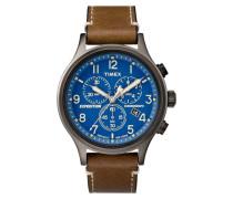 Scout Chronograph Blue Uhr TW4B09000