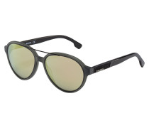 Sonnenbrille Matte Dark Green DL02145697C