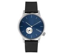 Winston Subs Silver Blue Uhr KOM-W3001