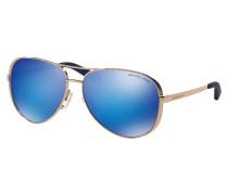 Chelsea Sonnenbrille Rose Gold MK5004 100325