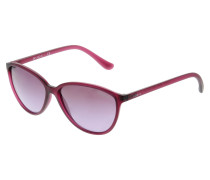 In  Sonnenbrille Transparent Cyclamen VO2940S 22828H